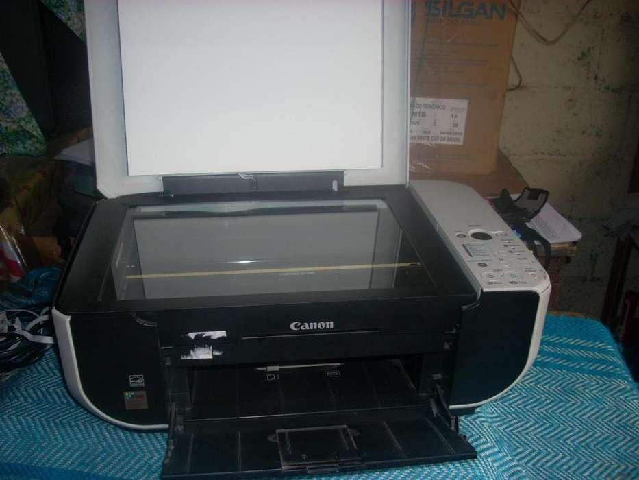 Impresora de tinta a colores