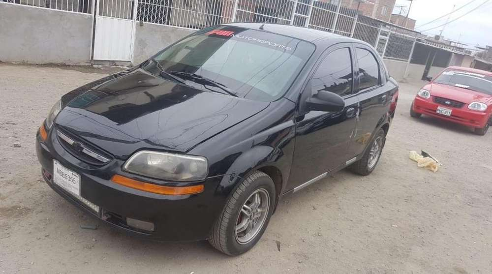 Chevrolet Aveo Family 2013 - 665673 km
