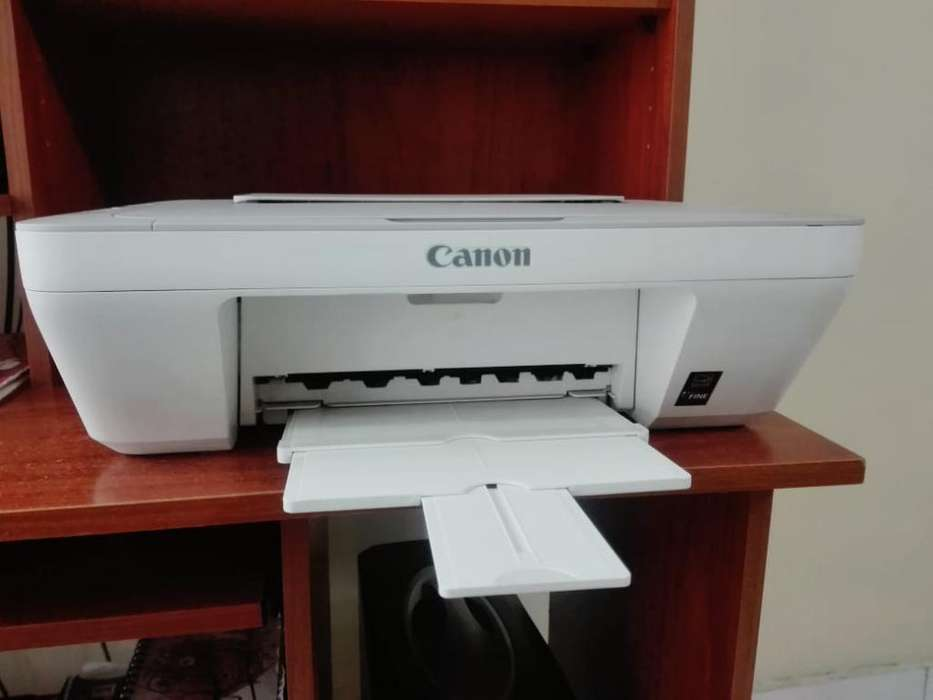 Impresora Canon Multifuncional Poco Uso