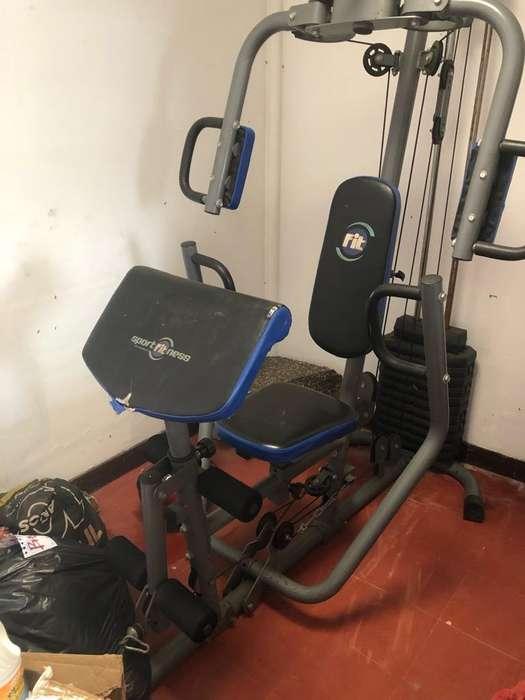 Multifuncional de Gym