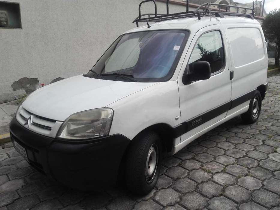 Citroen Berlingo 2008 - 250000 km