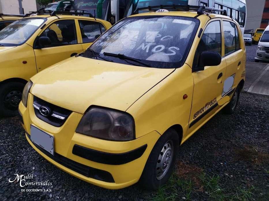 Taxi Hyundai Atos 2011 Recibo Cupo y resto financiado¡¡¡¡¡