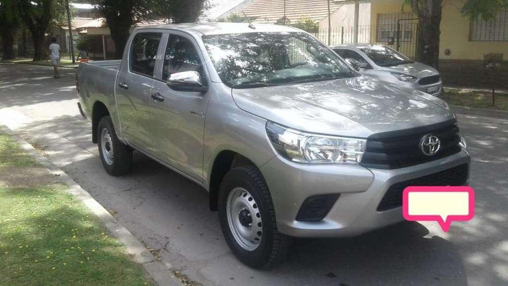 Toyota Hilux 2018 - 0 km