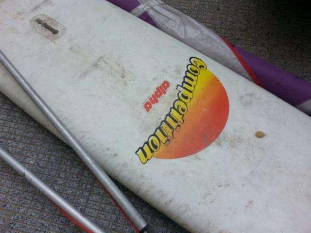 Equipo de windsurf Tabla de windsurf Principiantes