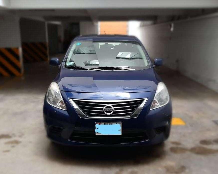 Nissan Versa 2013 - 104000 km