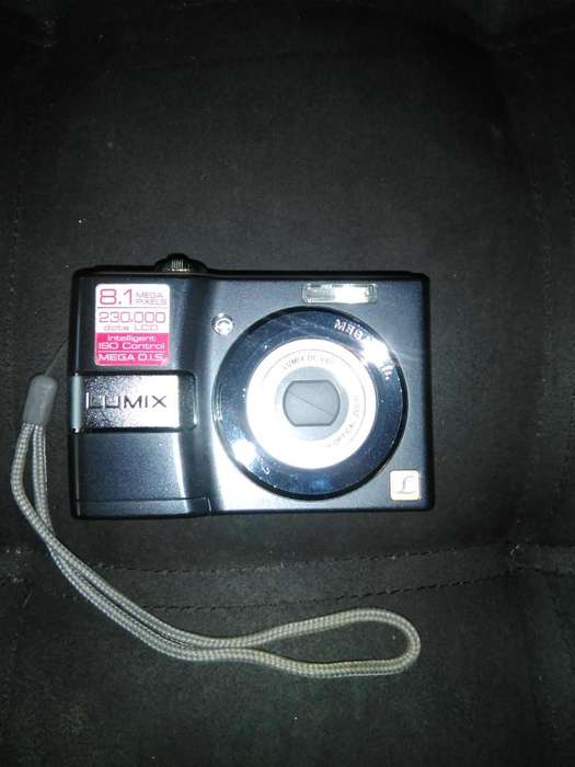 Vendo cámara digital Panasonic