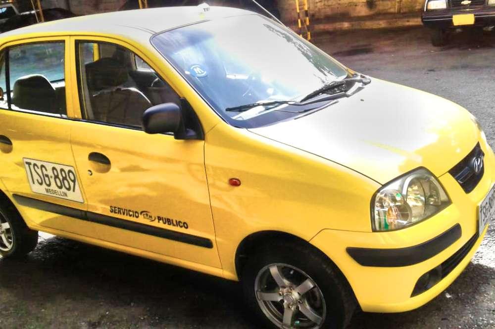 Taxi Hyundai Atos 2009