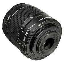 vendo lente de canon digital efs 18 55 mm 150 dolares