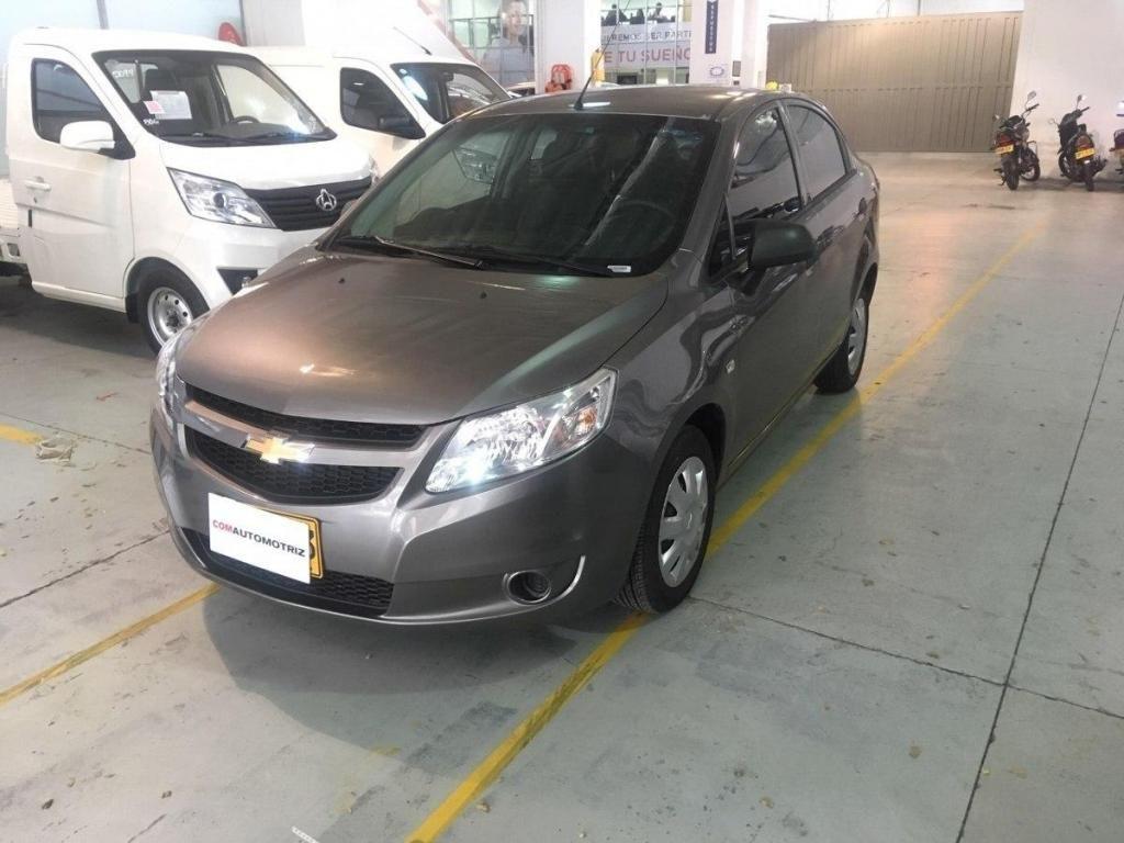 Chevrolet Sail 2019 5.900km