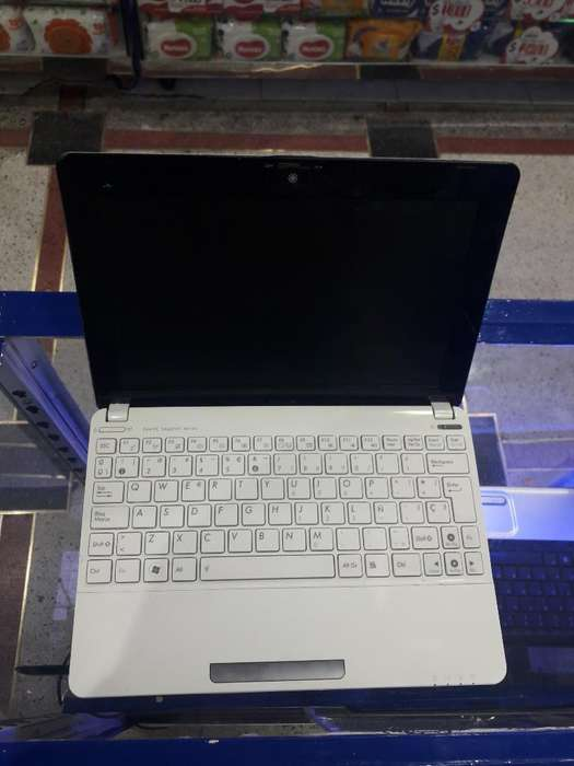 Mini Portatil Asus Blanco