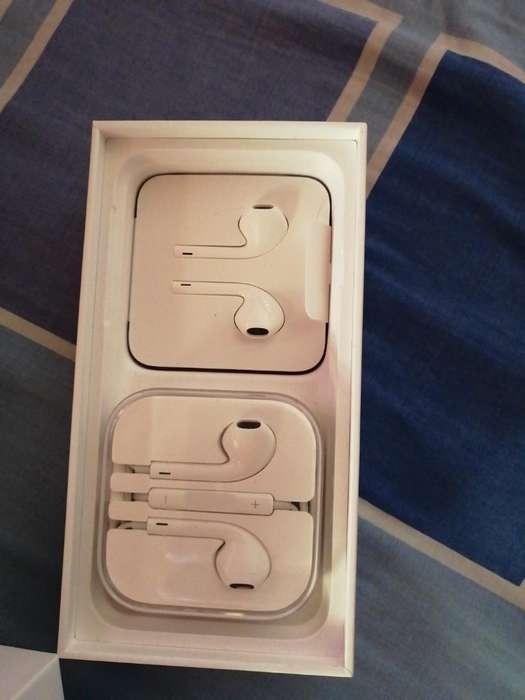 Audífonos iPhone 6 Y 7