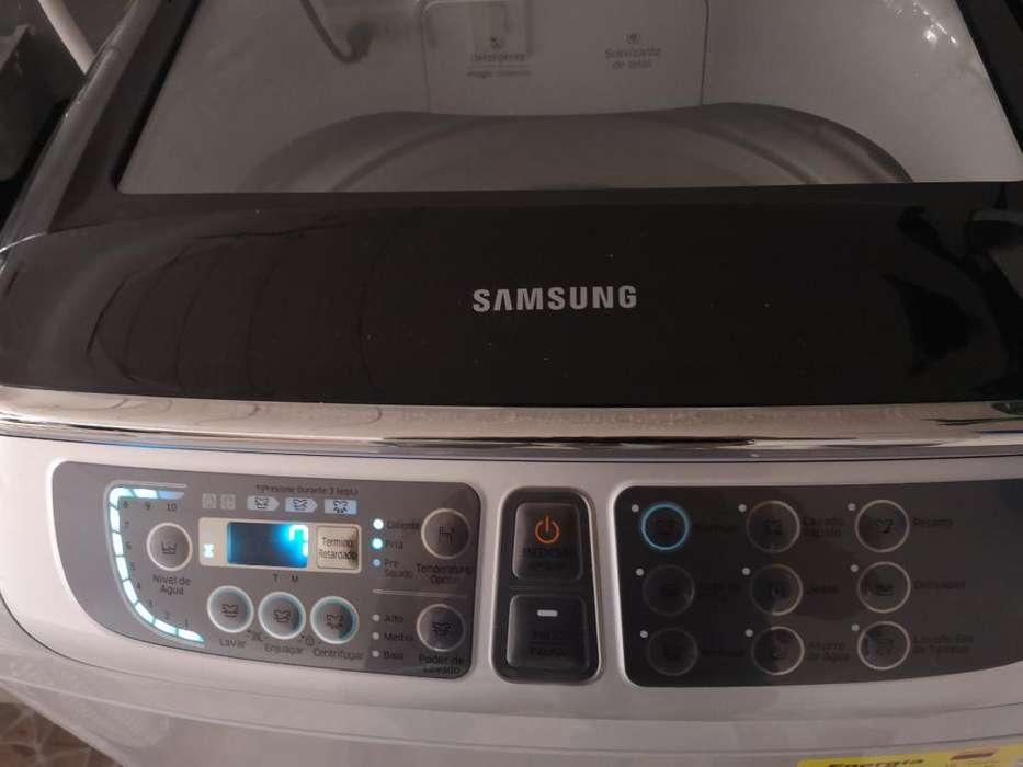 Lavadora 17kg Samsung