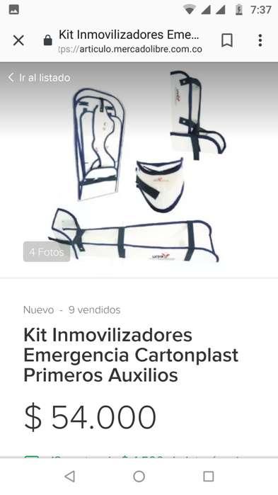 Kit de inmovilizadores