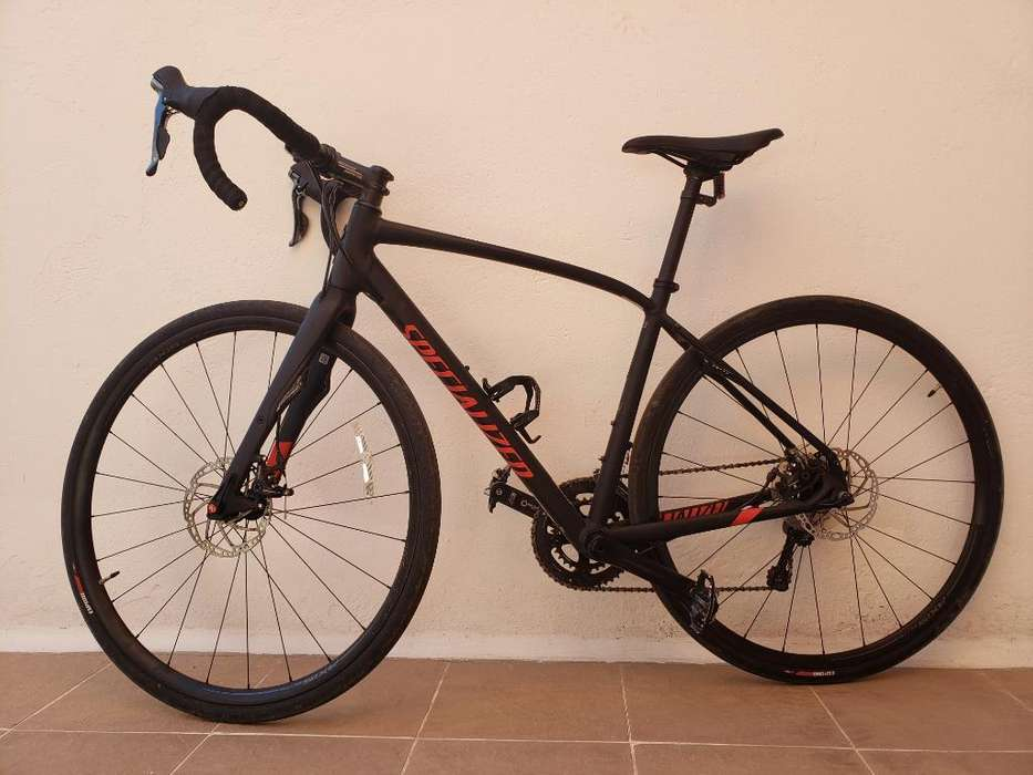 Vendo Bicicleta Specialized Elite Diverg