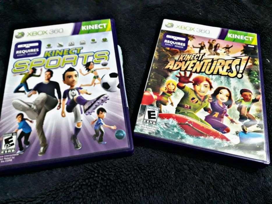 Juegos Xbox360 Kinect
