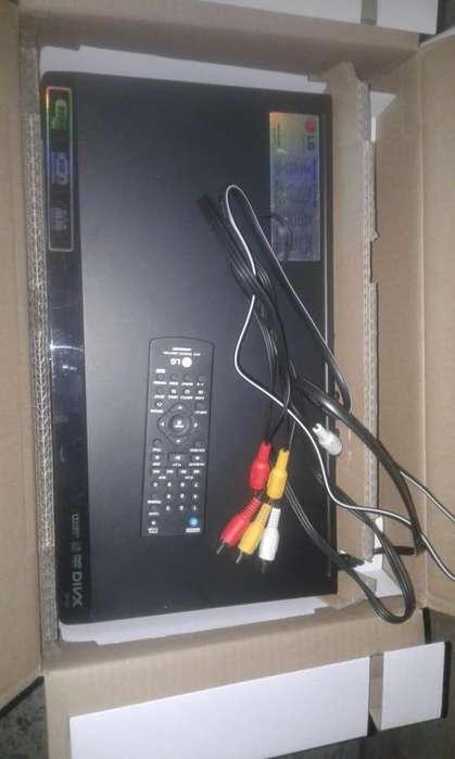 DVD LG - Reproductor de DVD