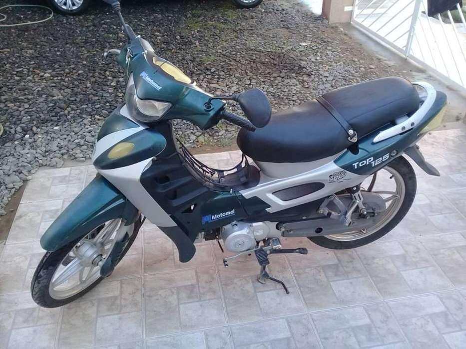 VENDO <strong>moto</strong>MEL TPO 125