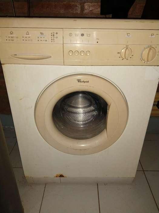 Lavarropas Whirlpool Usado