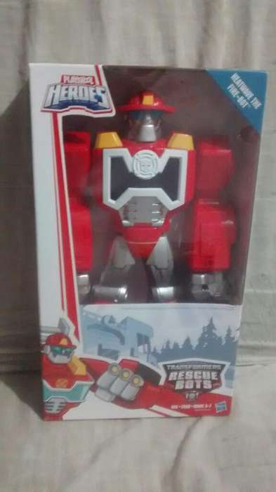 Rescue Bots Fire -bot
