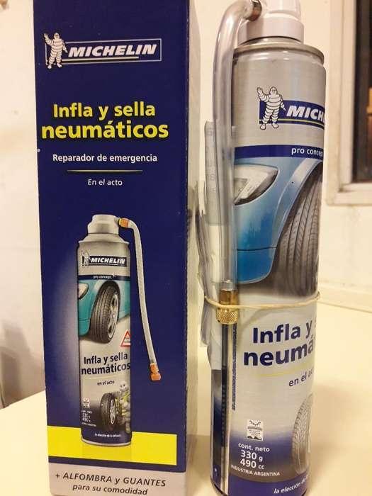 Infla Sella <strong>neumatico</strong>s