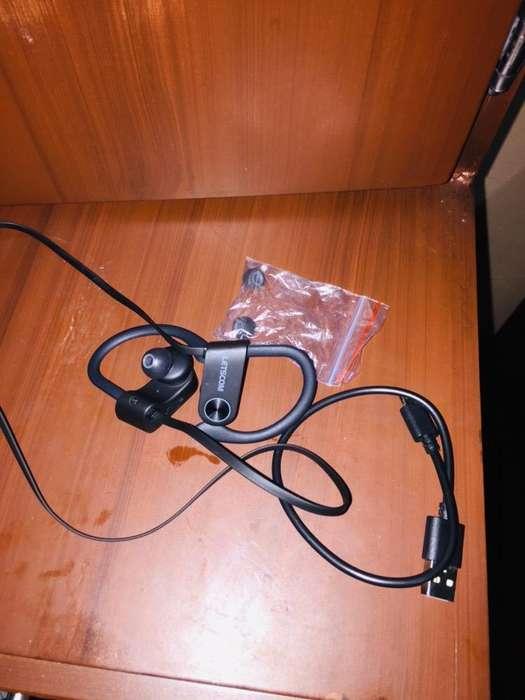 Audífonos inalámbricos LETSCOM U8i originales <strong>bluetooth</strong>