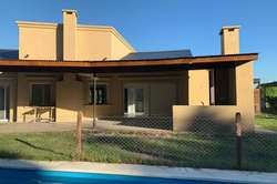 Casa en venta, 4 ambientes La Argentina Estancias del Pilar
