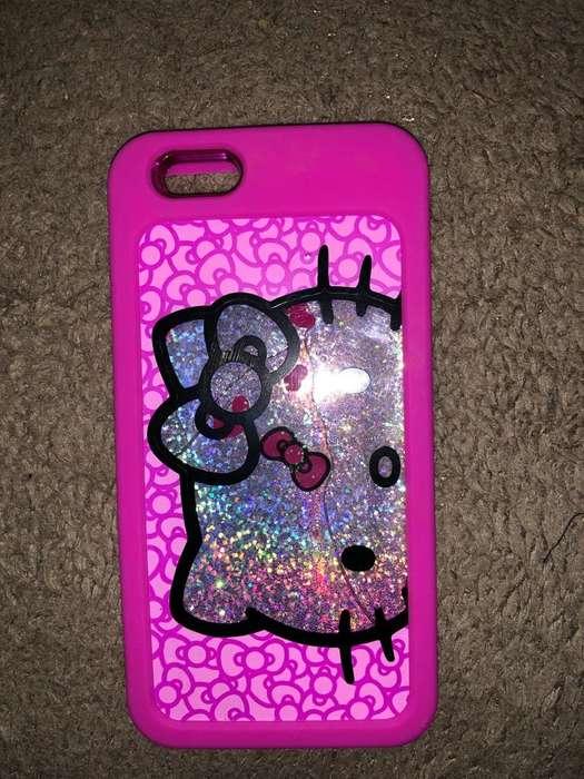 Forro Hello Kitty 6-6S