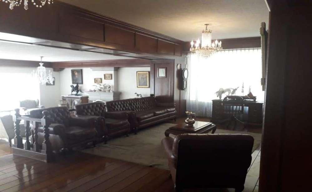 Bellavista departamento venta 5 habitaciones 5 baños 2 parqueaderos 415 m2