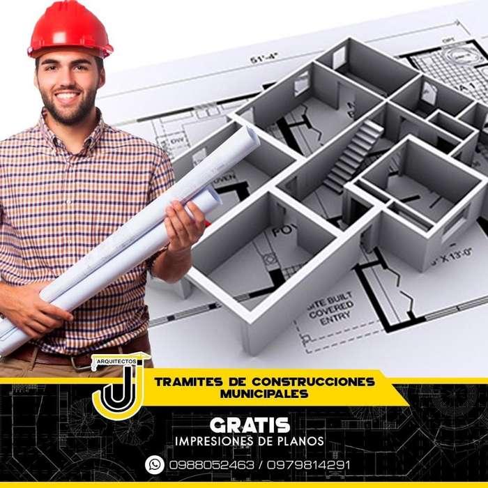 Casas Permiso de Construccion
