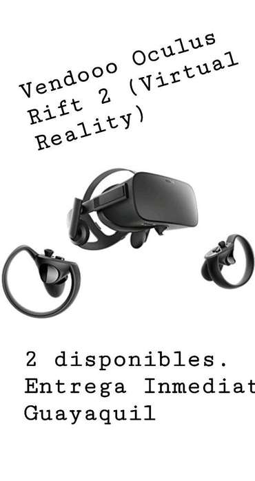Oculus Rift 2 Realidad Virtual