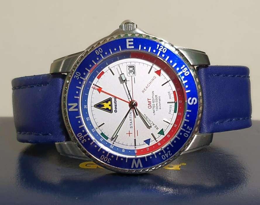 Reloj Gmt Gaastra By Cartier Original