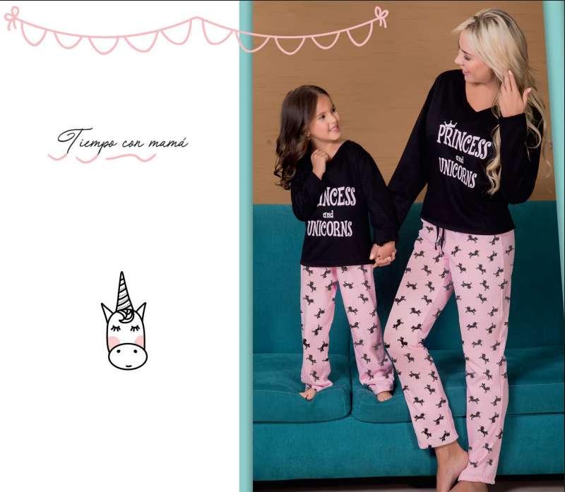 7af2592d1 pijama térmica para mama e hija set x 2