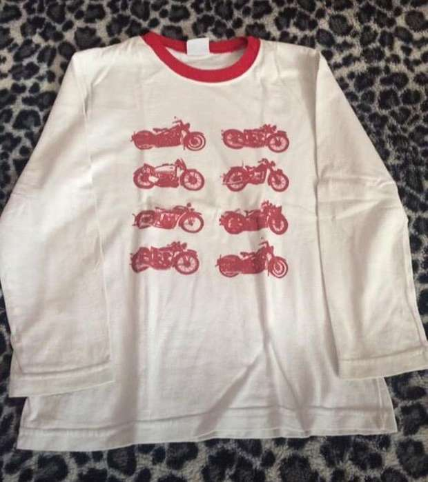 Remera Talle 6 <strong>cheeky</strong>