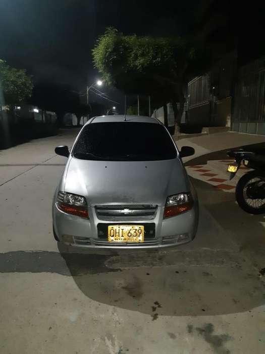 Chevrolet Aveo 2006 - 30000 km