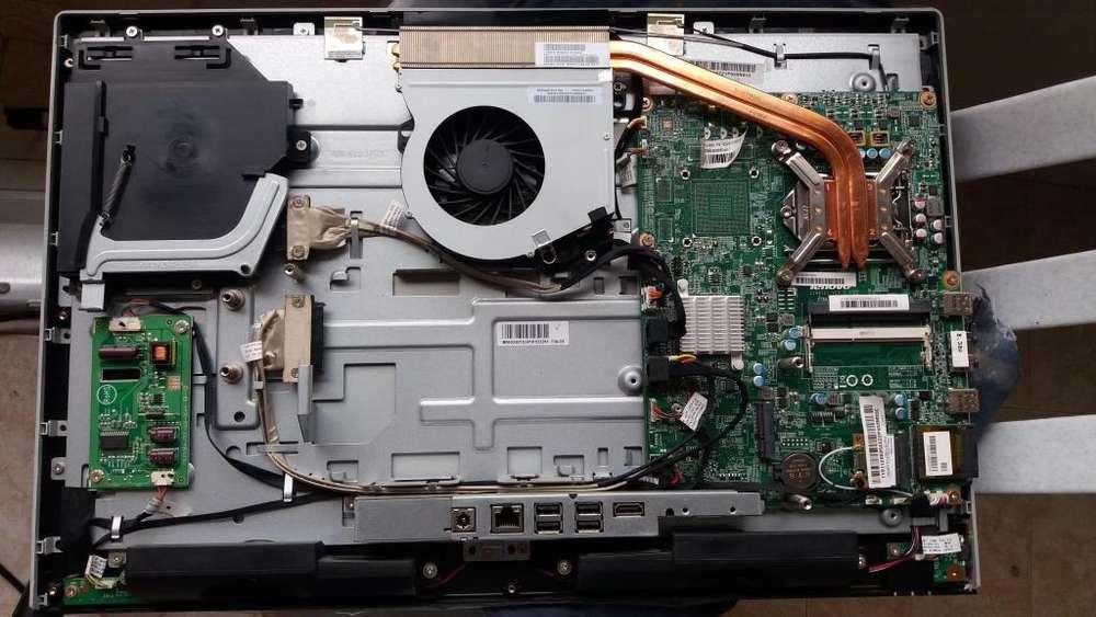 mantenimiento de computadores , reparación de computadores
