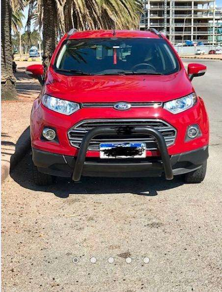 <strong>ford</strong> Ecosport 2015 - 63000 km