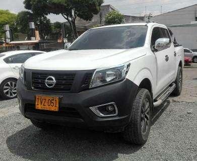 Nissan Frontier 2016 - 48000 km