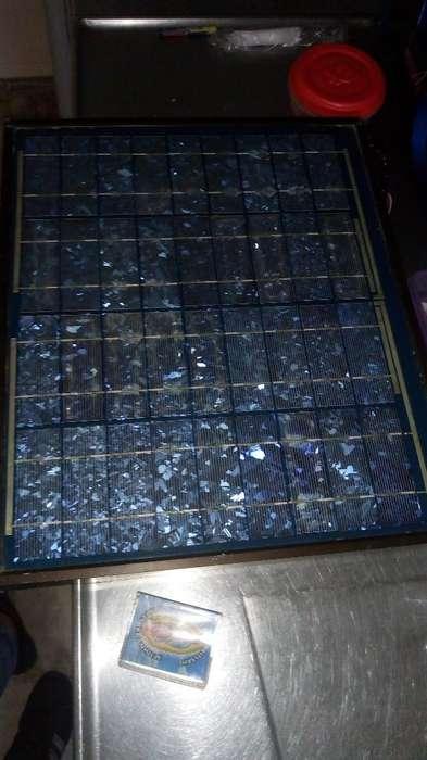 Vendo Panel Solar Negociable