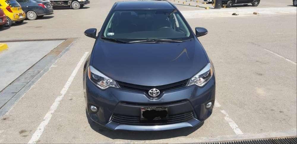 Toyota Corolla S 2015 - 54000 km