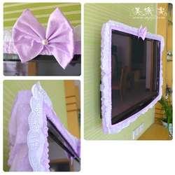 Cubre Tv Led Plasma Lcd Cobertor Telesivor