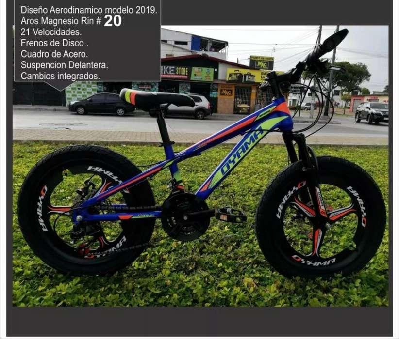<strong>bicicleta</strong>s Oyama Aro 20 Nuevas