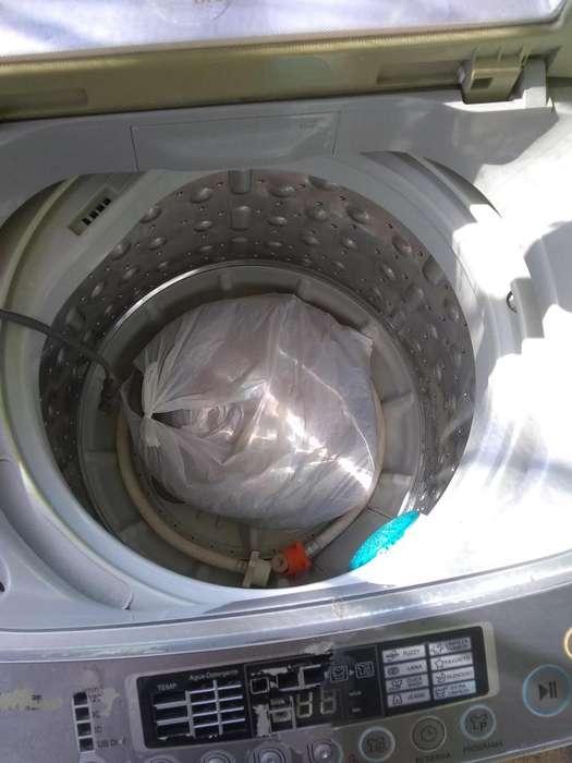 Vendo lavadora LG automatoca