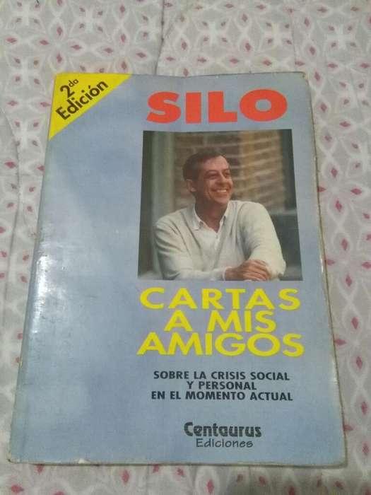 Cartas a Mis Amigos . Silo . Libro Editorial Centaurus 1994