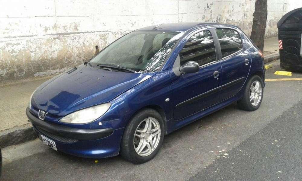 Peugeot 206 2007 - 130000 km