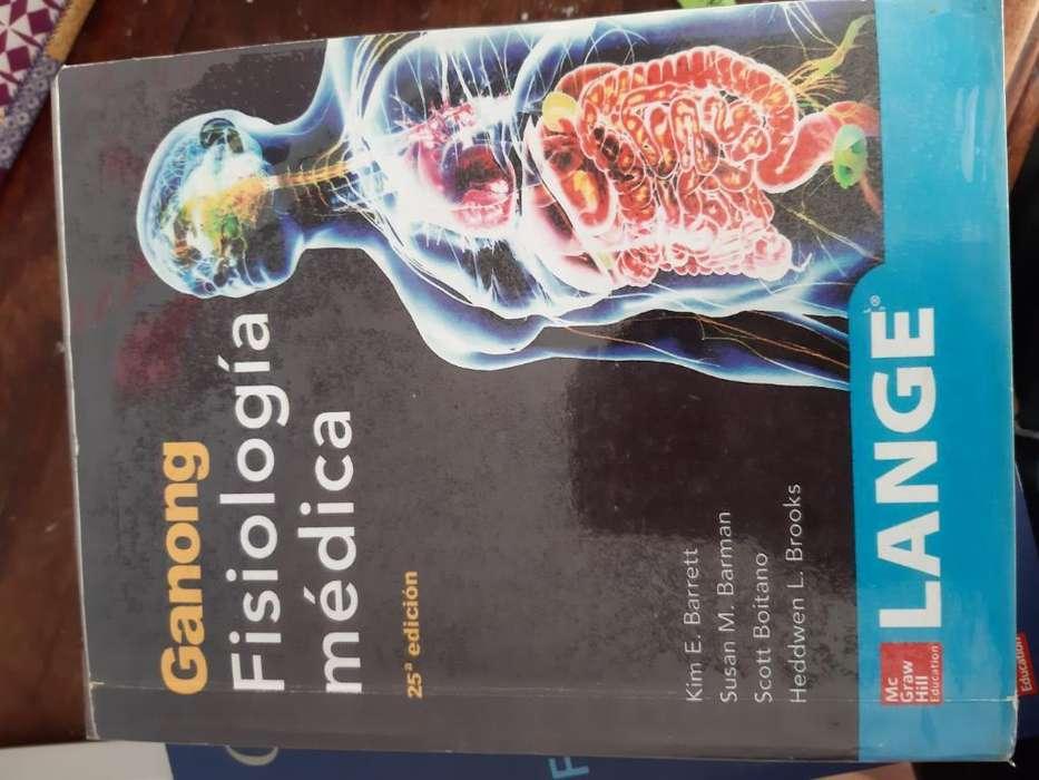 Libro de Fisiologia Ganong