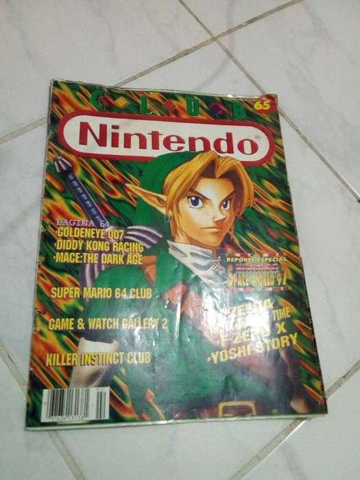 Coleccion 3 Revistas Nintendo Originales