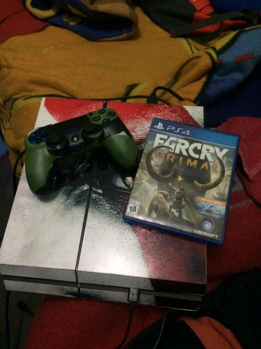 Vendo O Cambio Playstation 4