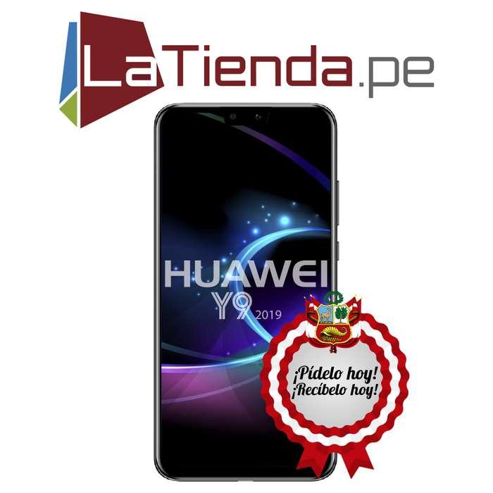 Huawei Y9 2019 cámara selfie dual de 13 MP