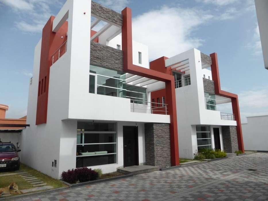 Casa Independiente de Venta en el Valle Los Chillos - 126 m² - 103.500 Toscana II