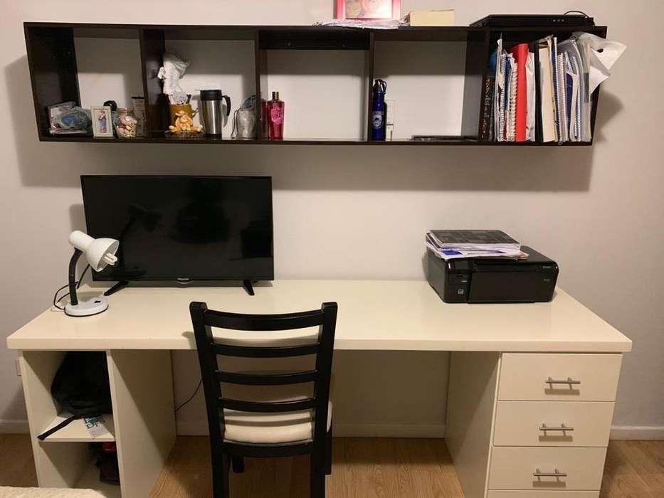 <strong>escritorio</strong> Y Biblioteca